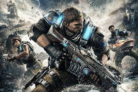 gears of war movie officially announced universal pictures microsoft studios