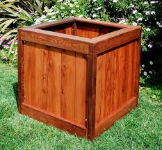 Large Wooden Boxes To Decorate Decoration Large Wooden Planters For Outside Large Rectangular 92