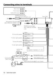 kenwood kdc btu wiring harness kenwood image kenwood excelon wiring diagram wiring diagram on kenwood kdc bt555u wiring harness