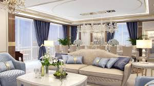 Gorgeous Apartment Design In Dubai By Luxury Antonovich Design Interesting Designing Apartment Interior