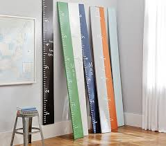 How To Mark A Wooden Growth Chart Personalized Growth Charts