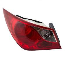 2011 Hyundai Sonata Rear Lights Fits Hyundai Sonata 11 12 2011 2012 Rear Tail Light With Bulb 92401 3q000 Lh