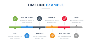 Powerpoint Office Timeline Powerpoint Timeline Template Free Ppt Office Timeline For