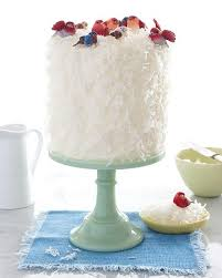 Mile High Lemon Curd Coconut Cake Designers Favorite Projects
