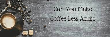 Avoid leaving your coffee in thermos. Can You Make Coffee Less Acidic Top Off My Coffee Please
