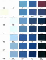 Axalta Marine Paint Color Chart Best Picture Of Chart
