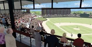 Msu Baseball Stadium Omaha Level And Loge