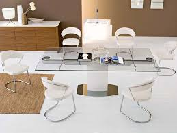 expandable dining room table for small spaces. glass dining room tables expandable table allows you to for small spaces s