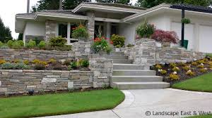Small Picture Retaining Wall Design for Portland Landscaping by Lee Glasscock