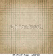 Vintage Dirty Graph Paper