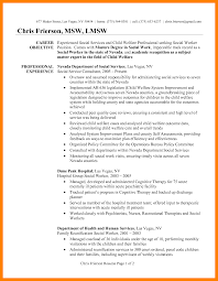 8 Social Work Resume Examples Job Apply Form Resume For Study
