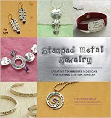 sted metal jewelry creative techniques and designs for making custom jewelry lisa niven kelly 8601400248997 amazon books