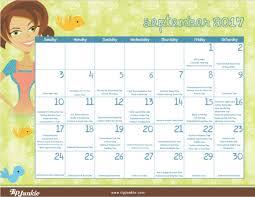 Must-Have Printable Calendars For September [Free!] | Tip Junkie