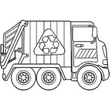 Top 10 Free Printable Dump Truck Coloring Pages Online Coloring