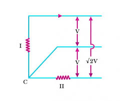 two phase three wire system electronics and electrical quizzes figure 1 2 phase 3 wire system