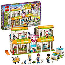lego friends heartlake city pet center 41345 building kit 474 piece