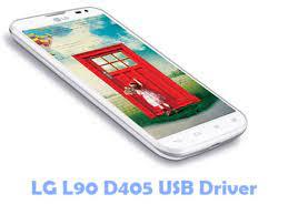 Download LG L90 D405 USB Driver