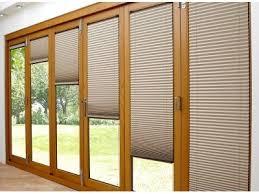 elite 4 2m external bifold door blinds