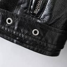 aonibeier autumn street leather jacket