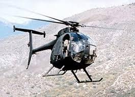 an mh 6 little bird role light observation helicopter air interdiction