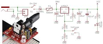 4pst switch wiring diagram switch basics learn sparkfun com example on off circuit