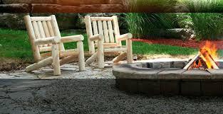 diy outdoor log furniture. Log Patio Furniture Attractive Decorating Suggestion Outdoor Dundalk Leisurecraft . Diy R
