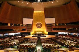 United Nations General Assembly Unga 74 Uscib