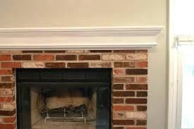 remove paint from brick fireplace removing paint from brick cute removing brick fireplace dimensions of amazing remove paint from brick fireplace