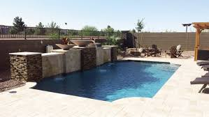 Backyard Pool Designs For Small Yards Beauteous How Much Does It Cost To Install A Pool Angie's List