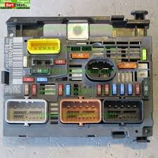 citroen c4 fuse box large used car part stock