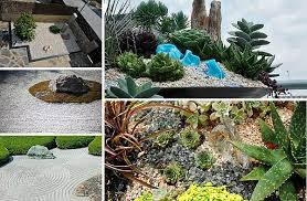 Small Picture Brilliant Garden Ideas With Rocks The 693 Best Images About On In