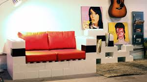 the bricks furniture. Modular Bricks Furniture The