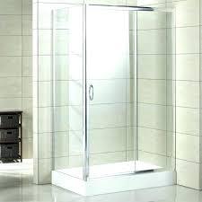 corner shower stall kits. Best Shower Stalls Corner Enclosure Kits Stall Ideas On Small Tiled Showers Stunning Glass For Elderly U