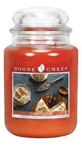 <b>Ароматическая свеча Carrot Cake</b> (Морковный пирог) Goose ...