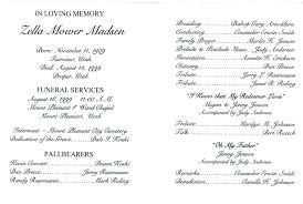 Memorial Program Fascinating Funeral Booklet Templates Template Catholic Mass Wedding Program No