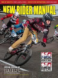 Design Your Own Bmx Plate Usa Bmx New Rider Manual Ii By Usa Bmx Issuu
