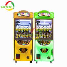 Mini Vending Machines For Sale Custom China Coin Operated Gift Vending Machine Mini Claw Crane Machine For