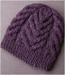 Knit Hat Pattern Circular Needles