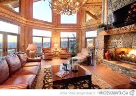 Western Living Rooms Custom Decorating Ideas
