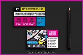 Custom Print Business Flyers Free Free Printable Business