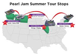 Pearl Jam Is Both Home And Away This Summer