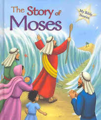 Buy My Bible Stories: The Story of Moses by Sasha Morton With Free Delivery  | wordery.com