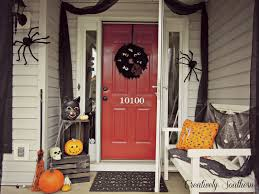 Scintillating Halloween Porch Images - Best inspiration home ...