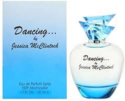 <b>Dancing by Jessica McClintock</b> Eau de Parfum 50ml: Amazon.co.uk ...