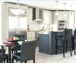 light gray kitchen cabinets in grey stone with dark island storm diamond prelude reviews diamond prelude cabinet hickory google search cabinets reviews