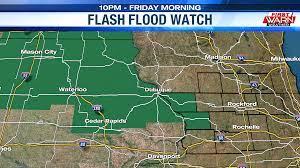Flash Flood Watch Issued for Carroll ...