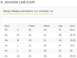Mens Medelita Slim Fit Lab Coats