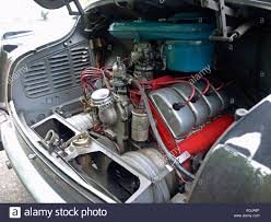 air cooled stock photos air cooled stock images alamy the rear mounted air cooled 2 5 litre v8 engine of a tatra 603 classic car
