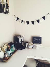 14 tips for diy ing a coffee bar at home unique diy coffee station