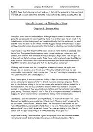 harry potter comprehension by sazo teaching resources tes